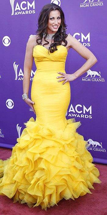 danielle peck 2013 ACM awards