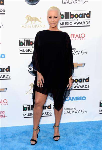 Amber Rose 2013 Billboard Music Awards