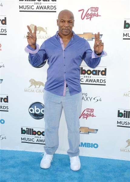 Mike Tyson 2013 Billboard Music Awards