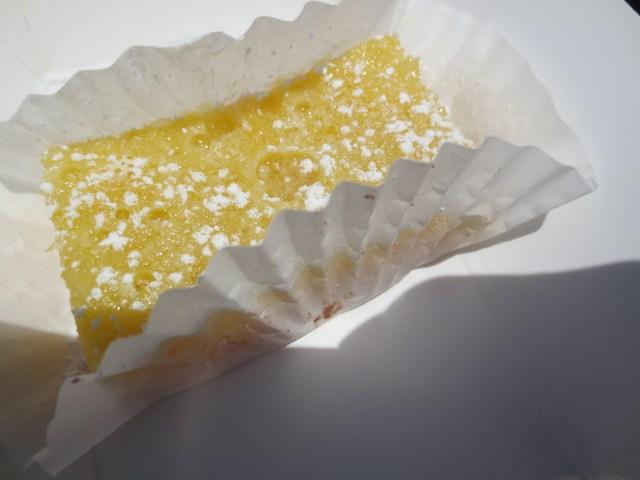 Sweet City Desserts Lemon Ba