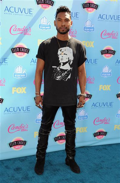Miguel 2013 teen choice awards