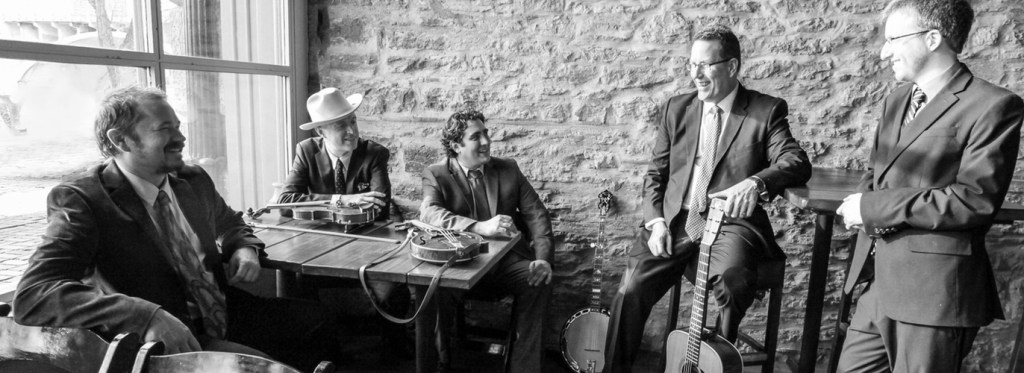 The High 48s Bluegrass Band - Photo by Greg Johnson