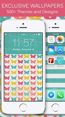 cuptakes customize iphone appearance