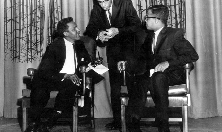 Malcolm X x Bayard Rustin x Michael R. Winston
