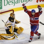Bruins Canadiens Hockey