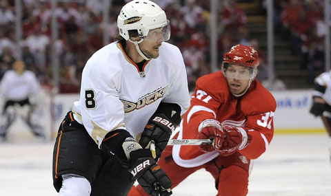 The Red Wings upset the #2 seeded Ducks in a transition year (Photo by Gregory Shamus)