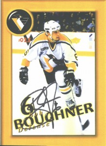 Pittsburgh was Boughner's third NHL team.