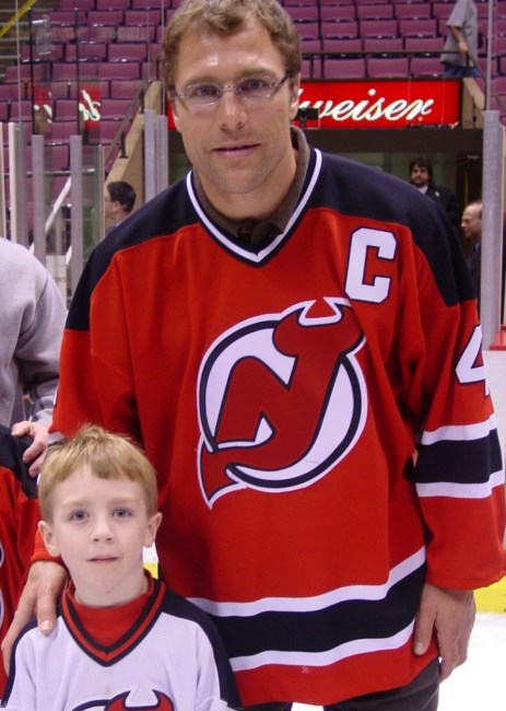 Scott Stevens, a Devil that was a favorite of my dad. (File Photo)