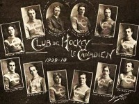 The Canadiens:  The Very Beginning – 1909