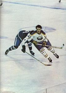 Gilbert Perreault was selected by the Buffalo Sabres, first overall in the 1970 NHL Entry Draft. (THW Media Library)