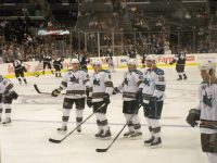 Sharks swept away to sea: Hawks win 4-2