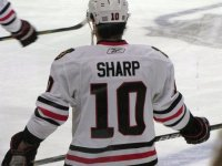 Patrick Sharp Causes Avalanche of Tears