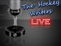The Hockey Writers Live: Sunday 6pm EST with Adam Jahns and Paul Fenton