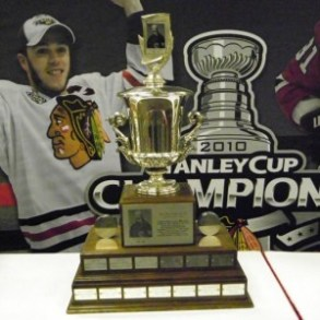 Jack Adams Trophy (Laura Neveau/THW)