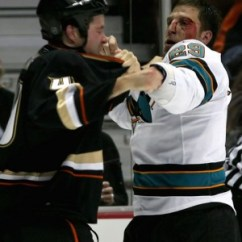 Ryan Clowe fight