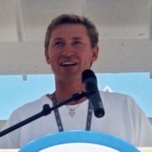 Wayne Gretzky (KMF164/Wikimedia Commons)