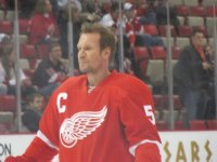 Nicklas Lidstrom was named an All-Star Game captain. (31 Dec 2010 by Kat)
