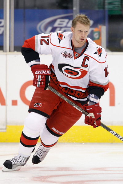Eric Staal hockey player