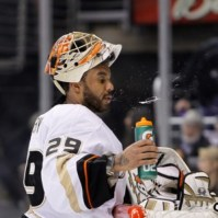 Ray Emery Ducks hockey