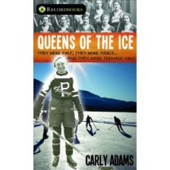 hockey book for young readers