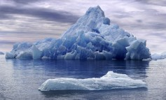 An Ice Mountain To Climb