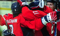 Caps Advance to Second Round in Five Games over Rangers, Caps Show They Are A Different Team