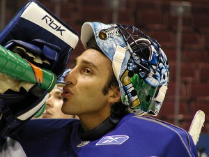 Roberto Luongo might not come to Toronto if Gillis does not drop his asking price...