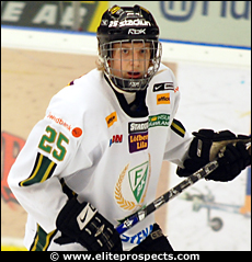 Jonas Brodin {Photo courtesy of: Elite Prospects}