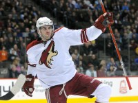 Yandle and the Coyotes appeared in the 2012 Western Conference Final (Icon SMI)