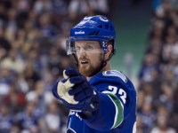 "Henrik ""Tin Man"" Sedin? (Icon SMI)"