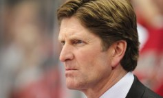 Mike Babcock Talks Wings Defence on the Fan 590