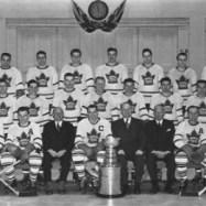 1947 - 1948 Toronto Maple Leafs Stanley cup Team Photo