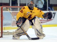 Malcolm Subban looks to join his older brother, PK, as a NHL draft pick (Aaron Bell/OHL Images)