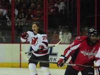 Caps vs. Devils (Tom Turk)