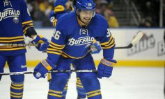 Buffalo Sabres Patrick Kaleta On the Receiving End for Once