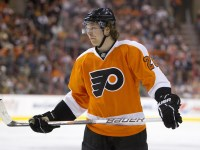 Claude Giroux is indeed our Fantasy Player Of The Week from Week 9 but like Sidney Crosby is now injured. (Christopher Szagola/Icon SMI)