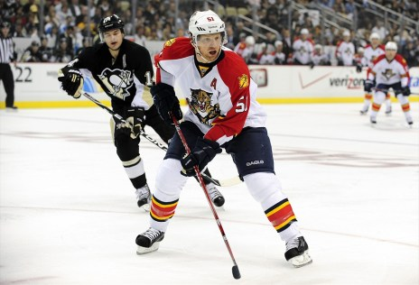 Florida Panthers Brian Campbell