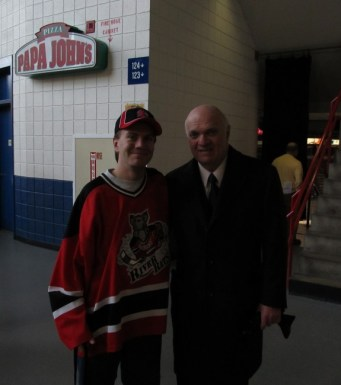 Lou Lamoriello New Jersey Devils General Manager