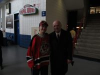 Lou Lamoriello not done for the summer.(Michael Gwizdala/The Hockey Writers)