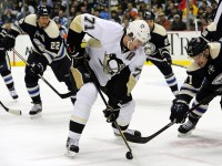 Malkin's determination to score goals has hurt his line's production (Jeanine Leech/Icon SMI)