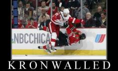 Niklas Kronwall Public Enemy Number One