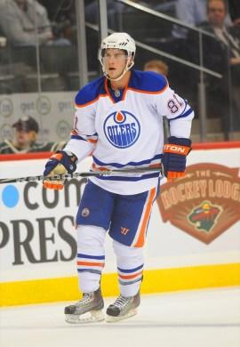 Taylor Fedun Oilers