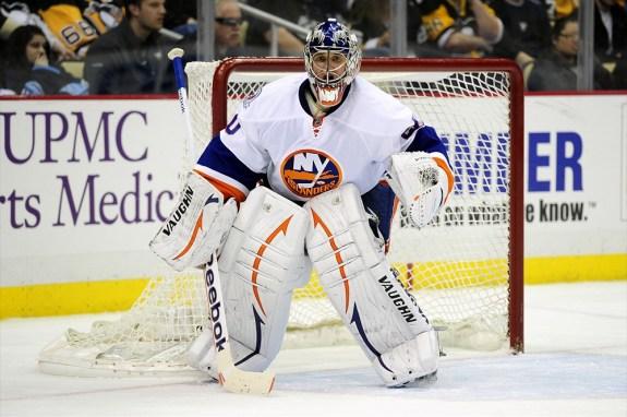 New York Islanders' Goaltending Options