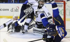 Kings Get Shorty With Blues In Game One