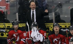 DeBoer Pleased with New Jersey Devils Prospects