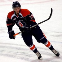 Tim Bozon is having a great offensive season with the Blazers (Credit: Kamloops Blazers)