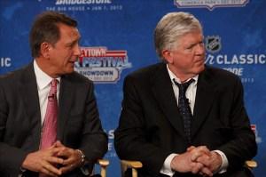 Burke's worst trades Toronto NHL