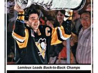 This Mario Lemieux card will be exclusively available at the 2012 NHL Entry Draft