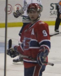 Tyler Johnson Spokane Chiefs