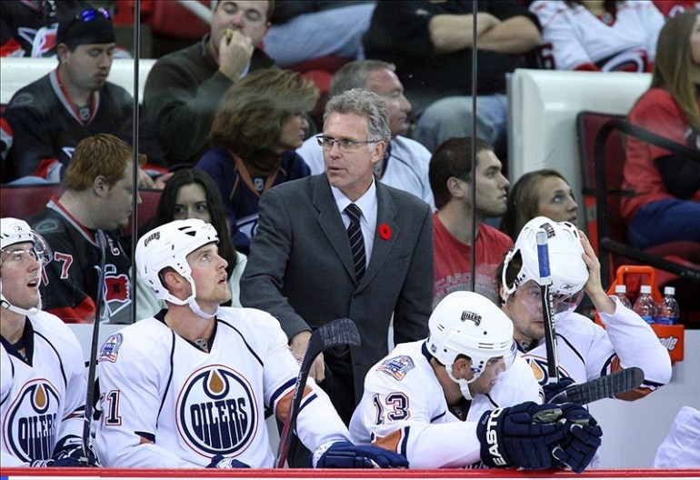 Craig MacTavish Draft